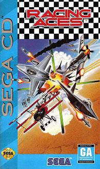 Carátula del juego Racing Aces (SEGA CD)