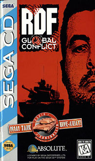 Juego online RDF Global Conflict (SEGA CD)