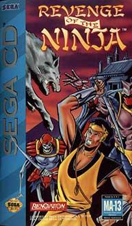 Juego online Revenge of the Ninja (SEGA CD)
