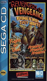 Juego online Revengers of Vengeance (SEGA CD)
