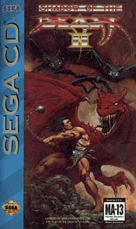 Juego online Shadow of the Beast II (SEGA CD)