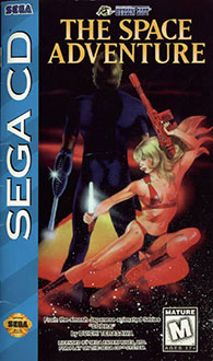 Juego online The Space Adventure (SEGA CD)