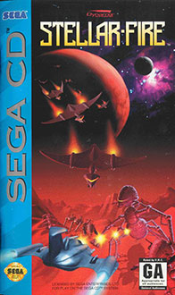 Juego online Stellar-Fire (SEGA CD)