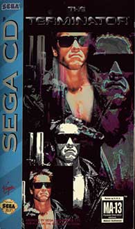 Juego online The Terminator (SEGA CD)