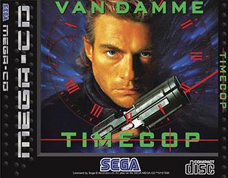 Juego online TimeCop (SEGA CD)