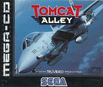 Juego online Tomcat Alley (SEGA CD)