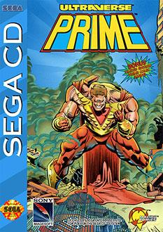 Juego online Ultraverse Prime (SEGA CD)