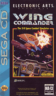 Juego online Wing Commander (SEGA CD)
