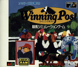 Juego online Winning Post (SEGA CD)