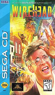 Juego online Wirehead (SEGA CD)