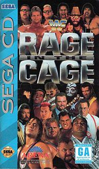 Juego online WWF Rage in the Cage (SEGA CD)