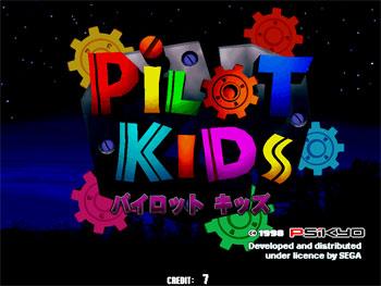 Portada de la descarga de Pilot Kids