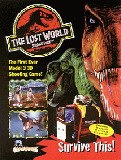 Portada de la descarga de The Lost World