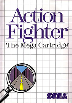 Juego online Action Fighter (SMS)