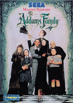 Juego online The Addams Family (SMS)