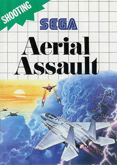 Carátula del juego Aerial Assault (SMS)