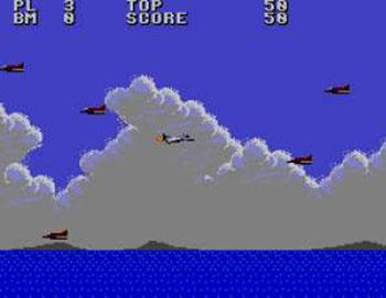 Pantallazo del juego online Aerial Assault (SMS)
