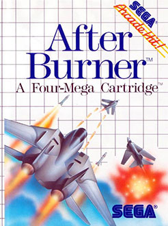 Juego online After Burner (SMS)