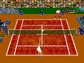 Imagen de la descarga de Andre Agassi Tennis