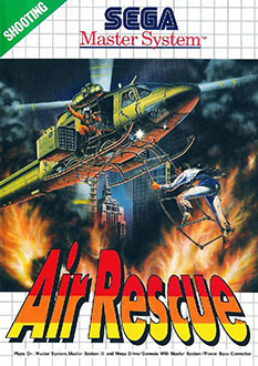 Juego online Air Rescue (SMS)