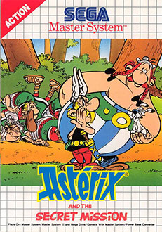 Juego online Asterix and the Secret Mission (SMS)