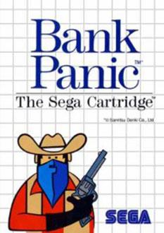 Carátula del juego Bank Panic (SMS)