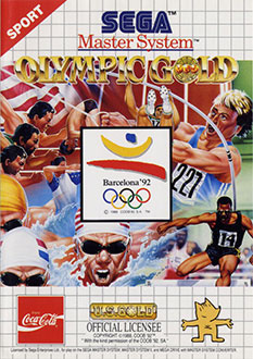 Juego online Olympic Gold: Barcelona 92  (SMS)