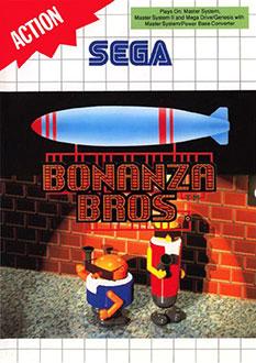 Juego online Bonanza Bros (SMS)