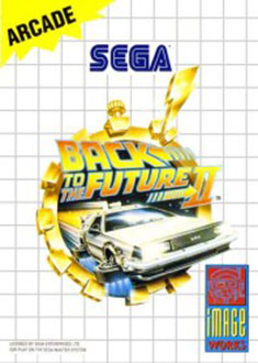 Juego online Back to the Future Part II (SMS)