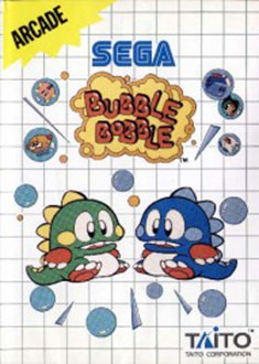 Juego online Bubble Bobble (SMS)