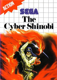 Juego online The Cyber Shinobi (SMS)