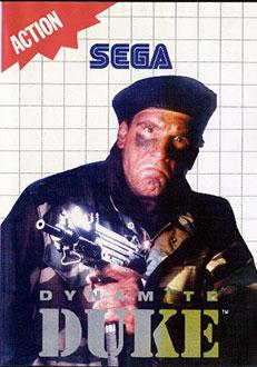 Juego online Dynamite Duke (SMS)