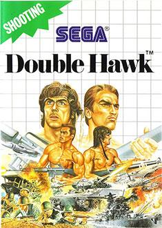 Carátula del juego Double Hawk (SMS)