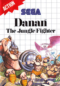 Juego online Danan The Jungle Fighter (SMS)