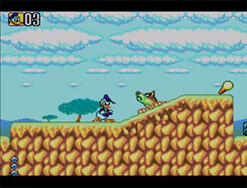 Imagen de la descarga de Deep Duck Trouble Starring Donald Duck