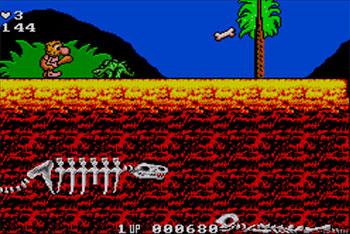 Imagen de la descarga de Dinobasher: Starring Bignose the Caveman