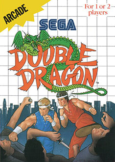 Juego online Double Dragon (SMS)
