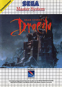 Juego online Bram Stoker's Dracula (SMS)