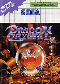 Juego online Dragon Crystal (SMS)
