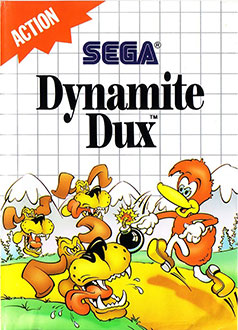 Juego online Dynamite Dux (SMS)