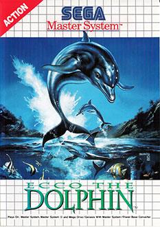 Carátula del juego Ecco the Dolphin (SMS)