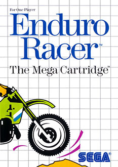 Juego online Enduro Racer (SMS)