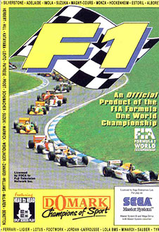 Juego online F1 (SMS)