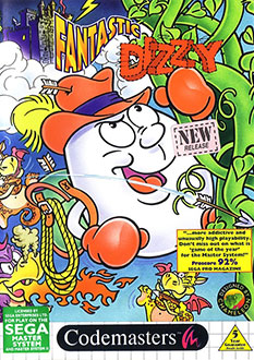 Juego online Fantastic Dizzy (SMS)