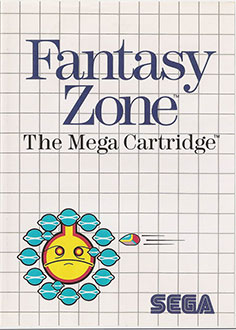Juego online Fantasy Zone (SMS)