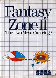 Carátula del juego Fantasy Zone II The Tears of Opa-Opa (SMS)