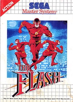Juego online The Flash (SMS)