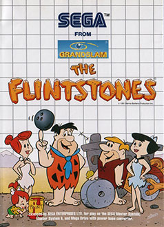 Portada de la descarga de The Flintstones