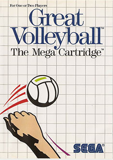Juego online Great Volleyball (SMS)