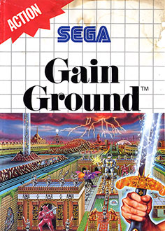 Juego online Gain Ground (SMS)